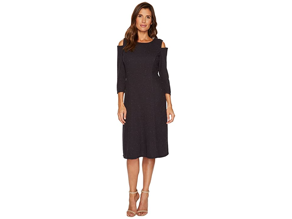 NIC+ZOE Side Street Dress (Phantom) Women