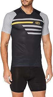 100% Shirt met korte mouwen L41204-330-11 Voor mannen.