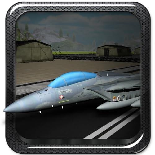 Kampfjet 3d Park