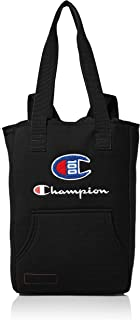 Champion Men's 100 Year Shuffle Convertible Tote Backpack, black, One Size