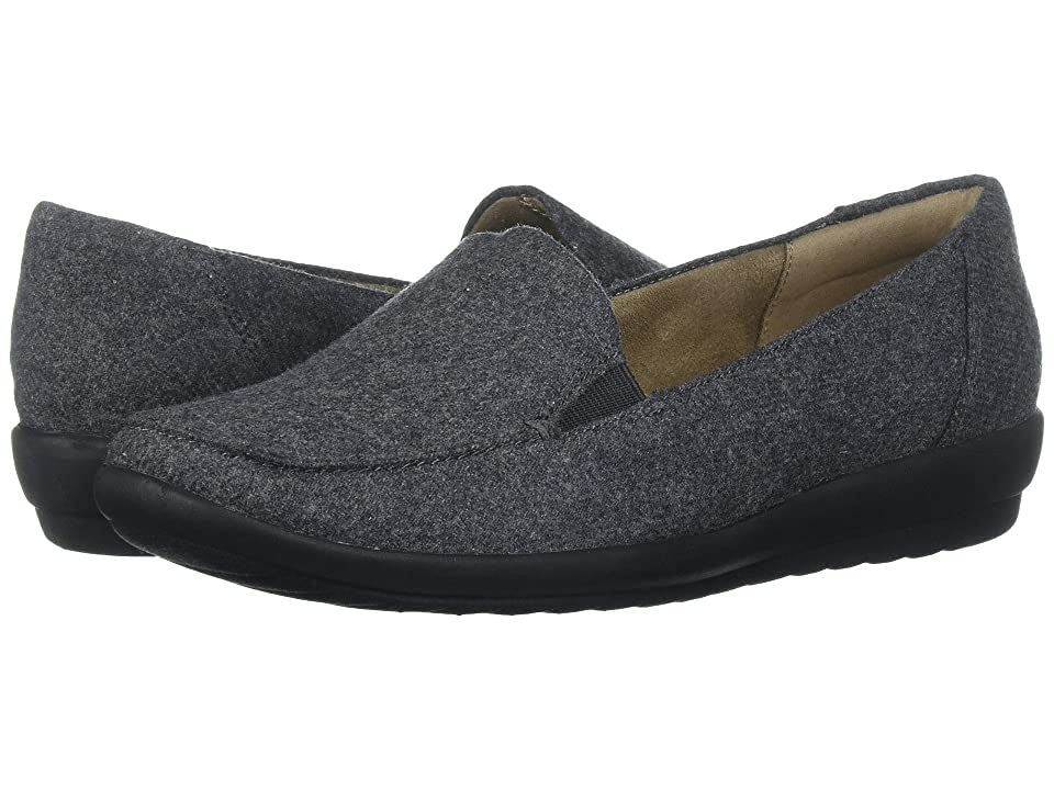 Easy Spirit Adriane (Dark Grey/Dark Grey Fabric) Women