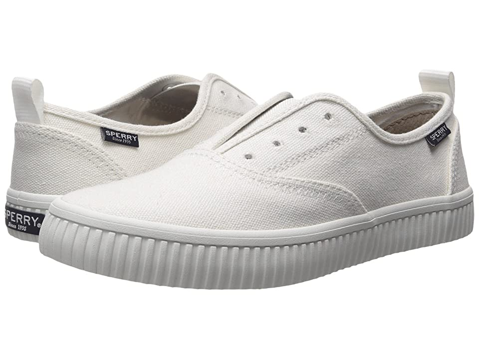Sperry Crest Creeper CVO (White) Women