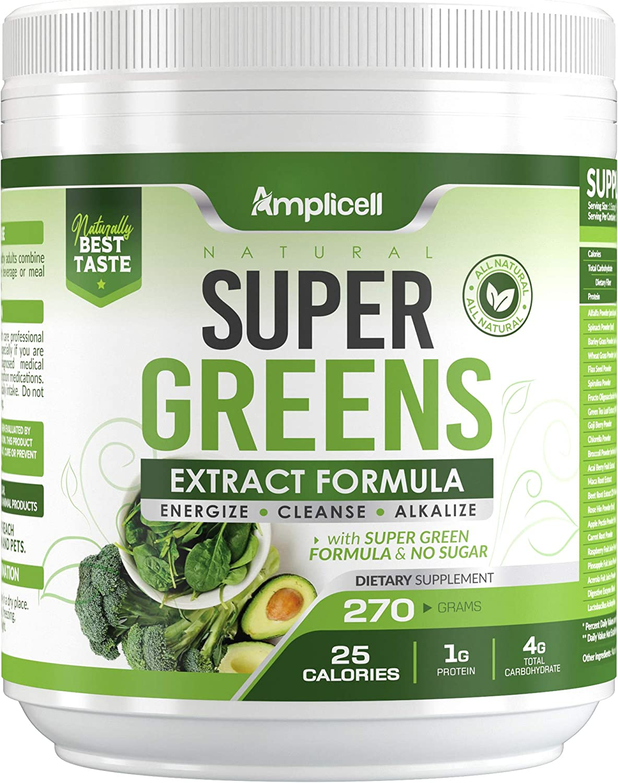 Fresno Mall Super Greens - 270g Arlington Mall Food Green Fruit Juice Organic Blend