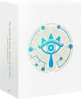 【Amazon.co.jp限定】ゼルダの伝説 ブレス オブ ザ ワイルド オリジナルサウンドトラック(初回限定生産盤)(特製B6サイズメモパッドA柄)付