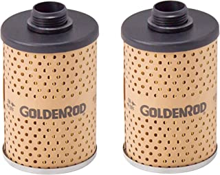 Goldenrod Replacement Fuel Filter Element - Fits Item# 1703(470-5) (2-(Pack))