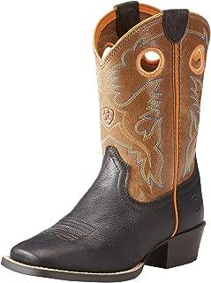 ARIAT Kids' Heritage Roughstock Western Boot