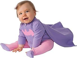 Rubie's Costume Baby Girl's DC Comics Superhero Style Baby Batgirl Costume