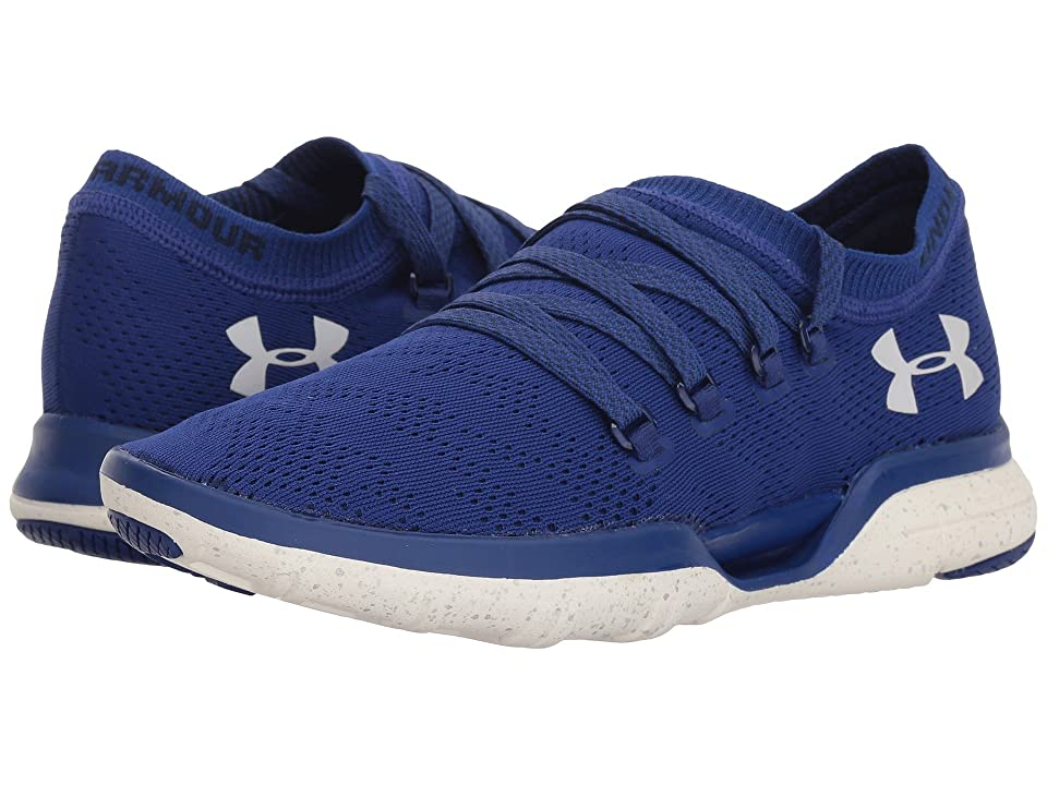 Under Armour UA Charged Coolswitch Refresh (Formation Blue/Academy/Metallic Silver) Women