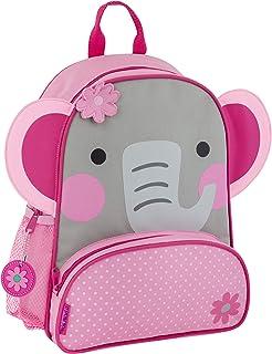 Stephen Joseph Sidekick Backpacks Children's Backpack, Pink, 32 cm, Elephant