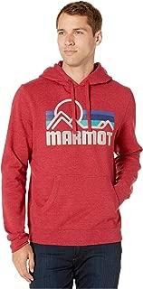 Marmot Coastal Hoodie Brick Heather LG