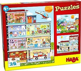 HABA Puzzles Little Hospital