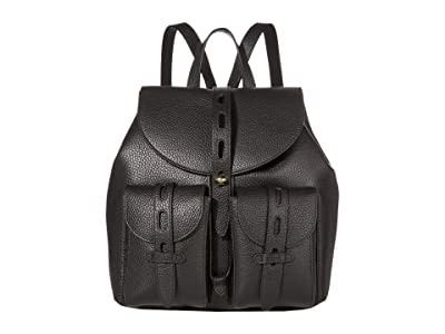 Furla Net Small Backpack (Nero) Backpack Bags