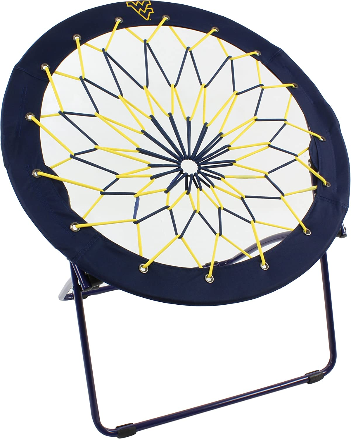 College Raleigh Mall Covers West Direct sale of manufacturer Virginia Chair Mountaineers NCAA Bunjo