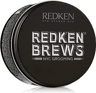 Redken Brews Clay Pomade, 3.4 fl. oz.