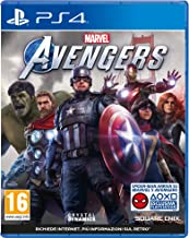 Marvel`s avengers -- day-one limited - playstation 4