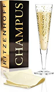 Best designer champagne glasses Reviews