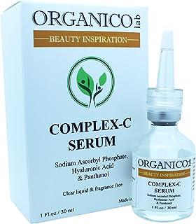 ORGANICOLAB, Complex C Serum (newer form of Vitamin C), humectant and emollient moisturizer, 1 Fl.Oz./30 mL