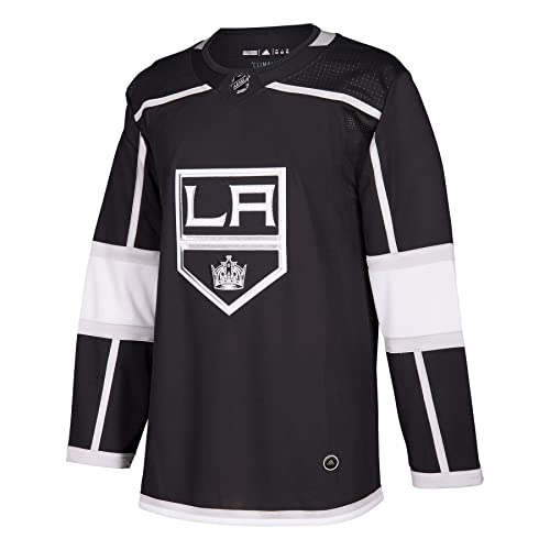 f33c23e89 adidas Los Angeles Kings NHL Men s Climalite Authentic Team Hockey Jersey