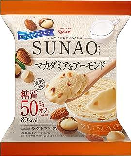 江崎グリコ【糖質50%オフ※】 SUNAO(スナオ) <マカダミア&アーモンド> 120ML