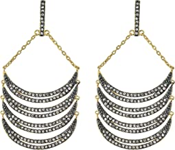 Curve Chandelier Earrings