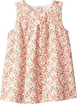 Corduroy Floral Dress (Infant)