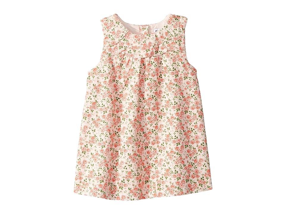 Janie and Jack Corduroy Floral Dress (Infant) (Floral) Girl