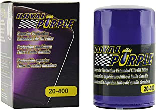 Royal Purple 20-400 Extended Life Premium Oil Filter
