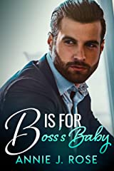B is for Boss's Baby (Office Secrets Book 3) (English Edition) Format Kindle
