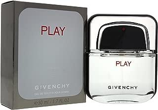 Play by Givenchy for Men, Eau de Toilette Spray, 1.7 Ounce