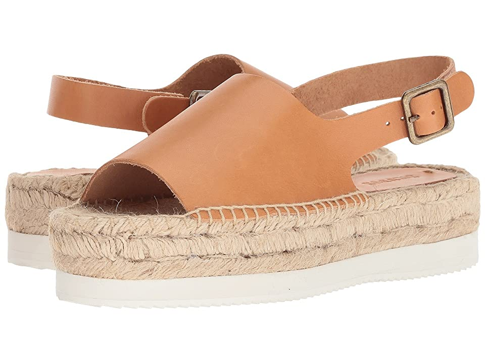 Soludos Tilda Leather Sandal (Nude) Women
