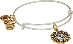 Alex and Ani - Two-Tone Zodiac Bangle