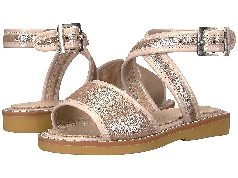 Elephantito Valeria Sandal (Toddler/Little Kid/Big Kid) (Blush) Girls Shoes