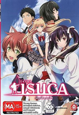 ISUCA-イスカ- コンプリート DVD-BOX (全11話,275分) アニメ イスカ ISUCA [DVD] [Import] [PAL, 再生環境をご確認ください]