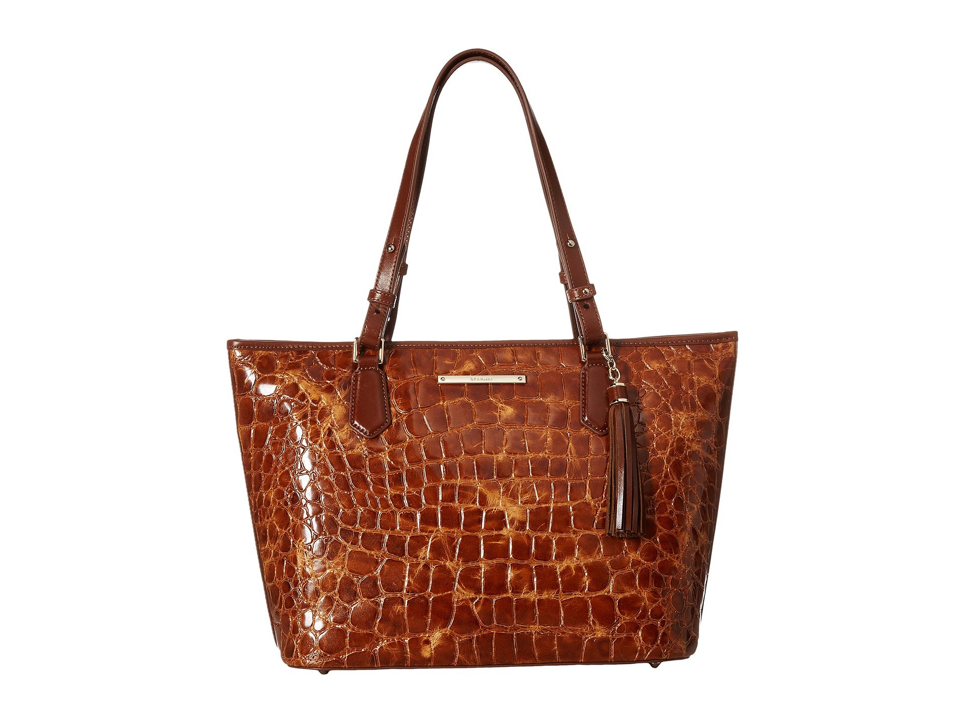 Bag Brahmin Medium Asher Melbourne Tan r7rwtfq
