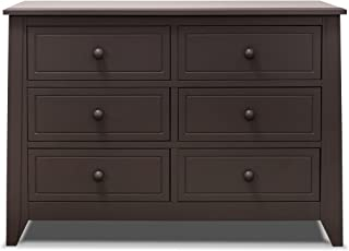 Sorelle Brittany Double Dresser, Espresso