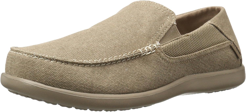 Crocs Men's Santa Cruz 2 Luxe Slip On Loafers