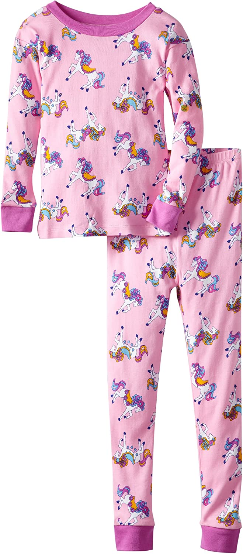 Louisville-Jefferson County Mall New Jammies Big Girls' Ponies Superior Pajama Pretty Organic