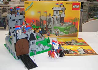 Best lego king's mountain fortress Reviews