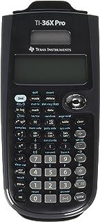 Texas Instruments 36PRO/TBL/1L1 TI-36X Pro Engineering/Scientific Calculator
