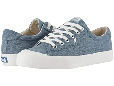 Keds Crew Kick 75 Denim (Indigo Denim) Women