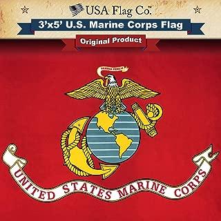 outdoor marine corps flag