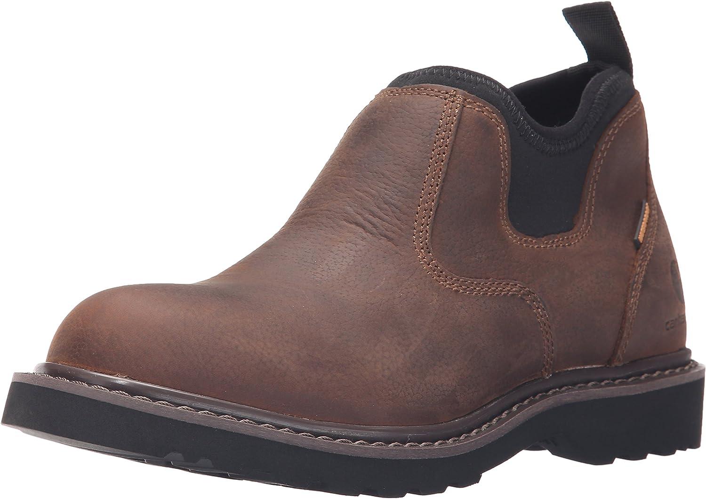 Carhartt Women's 4 Inch Casual Romeo Soft Toe CWS4160 Work Shoe