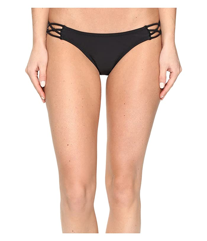 Volcom Simply Solid Full Bottom (Black) Women