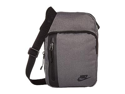 Nike Tech Small Items (Dark Grey/Black/Black) Bags