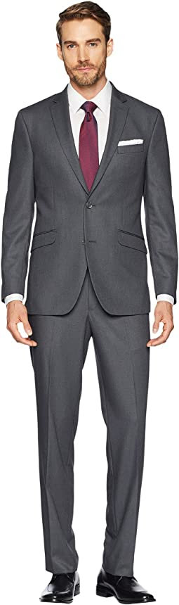 Unlisted Slim Fit Finished Bottom Suit