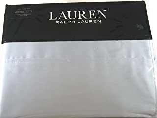 RALPH LAUREN Lauren King Celestial Blue Dunham Sateen Sheet Set