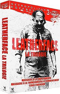 Leatherface - La Trilogie : Massacre à la tronçonneuse + Massacre à la tronçonneuse : Le commencement + Texas Chainsaw [Francia] [DVD]