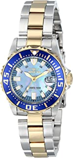 "Invicta Women's 2961 Pro Diver Collection ""Lady Abyss"" Two-Tone Dive Watch"