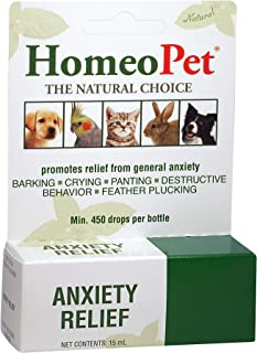 HomeoPet Anxiety Relief White