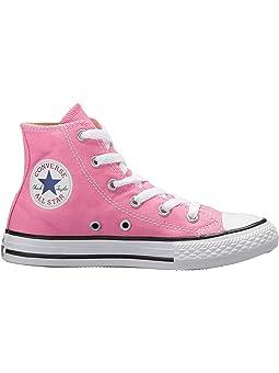 Girls Converse Kids Pink Shoes + FREE